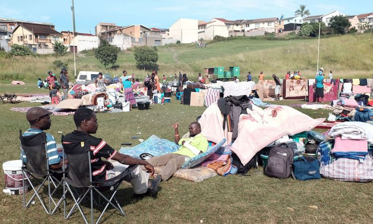 Xenophobia in South Africa: 'They beat my husband with sticks and took everything'