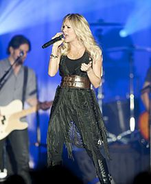 Carrie Underwood - Wikipedia, the free encyclopedia