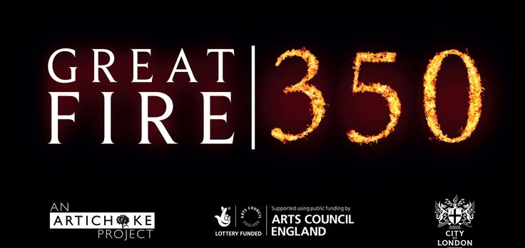 350 Years of Great Fire of London (UK)
