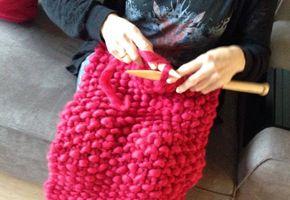 Workshop rondbreinaalden, fair Isle of dubbel breien – AJoure Breiboutique - Knit & Knot