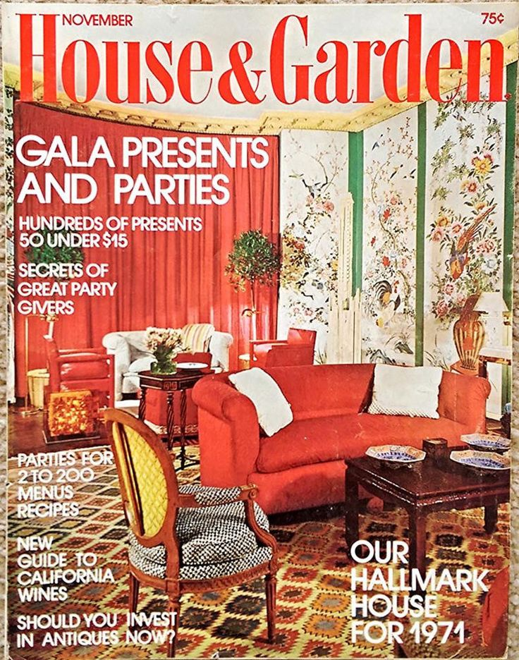 17 Best 1000 images about House Garden Magazines on Pinterest