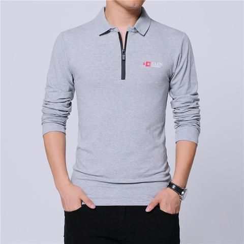 7e6e2d61966be ARCSINX Fashion Korean Polo Shirt Men Slim Fit Brand Men s Polo Shirts Plus  Size 5XL 4XL