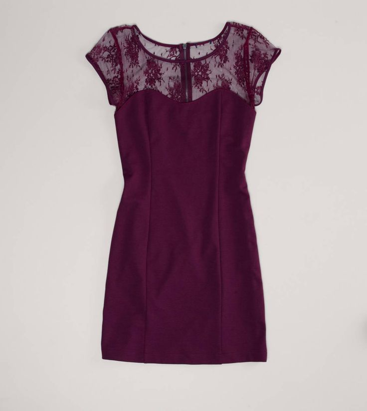 AE Lace Bodycon Dress