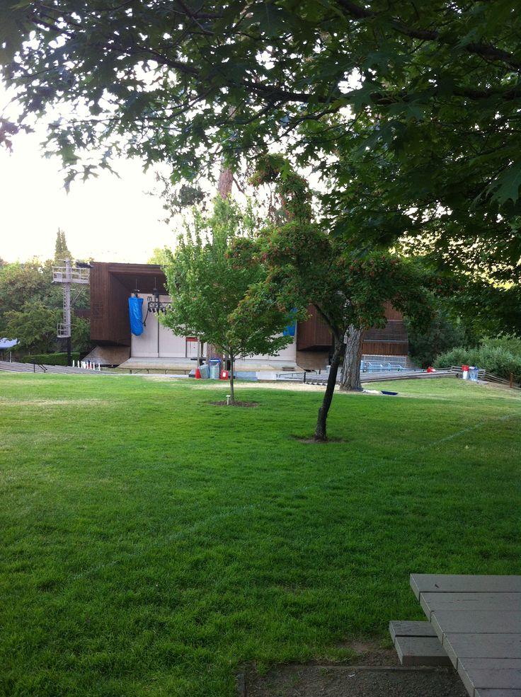 #Historic #Jacksonville #Oregon #Britt #Festival #Gardens #Concert lawn seating