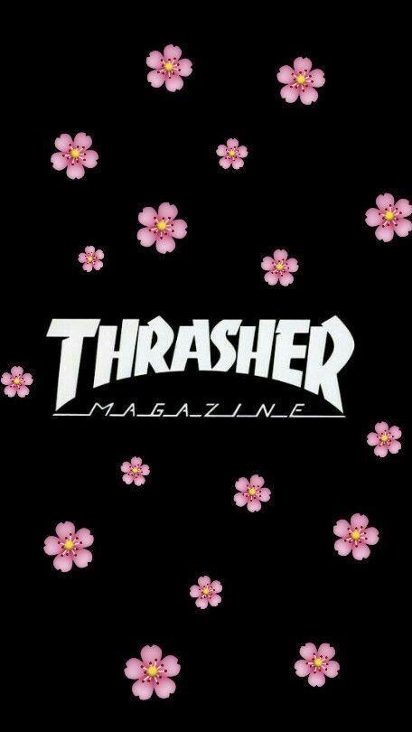 THRASHER GANNNGGG‼️‼️‼️⚠️ – #iphon…