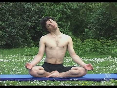 Hatha Yoga for Neck and Shoulder Health - 57 minutes Pain Discomfort Stress Relief