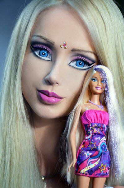 Real Life Barbie - The Hollywood Gossip