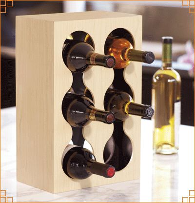 Not Your Average Wine Racks