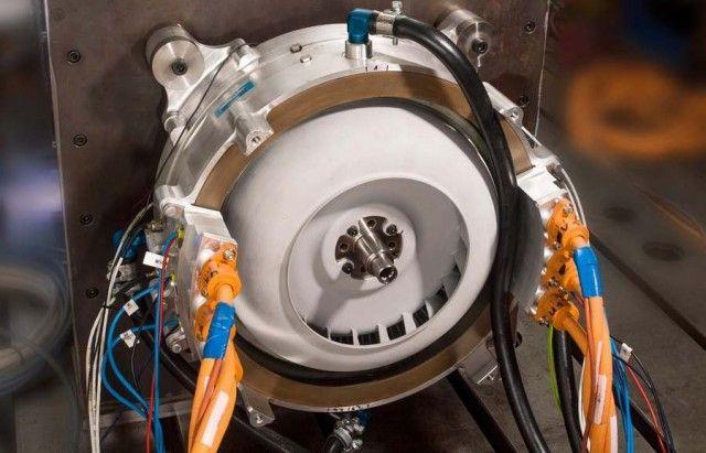 Siemens Electric Aircraft Motor 3