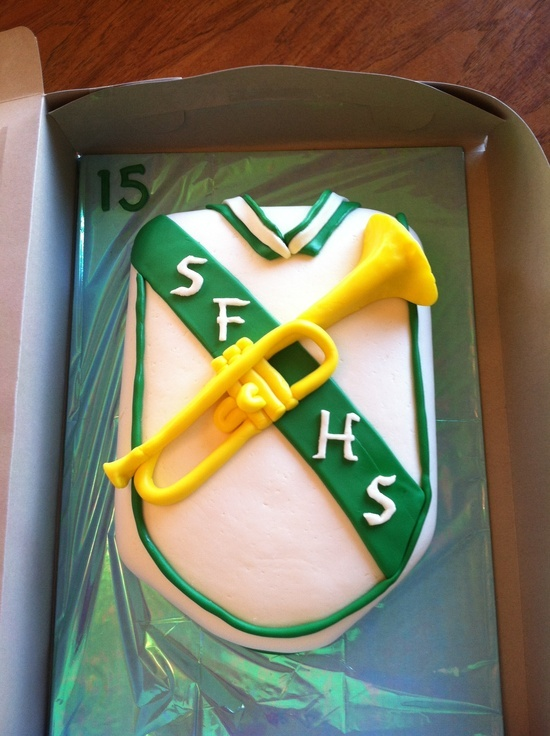 Cakes / Marching Band Cake