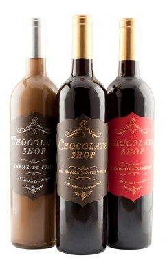 Chocolate Shop Wines - Chocolate red wine, Creme de cocoa or Chocolate strawberry ~ yes, yes, yes! would love to find one or all of these to try!