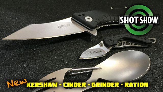 """This is a great episode of Ultimate Survival Tips on CarbonTV.com called """"NEW Kershaw EDC Knives""""."""