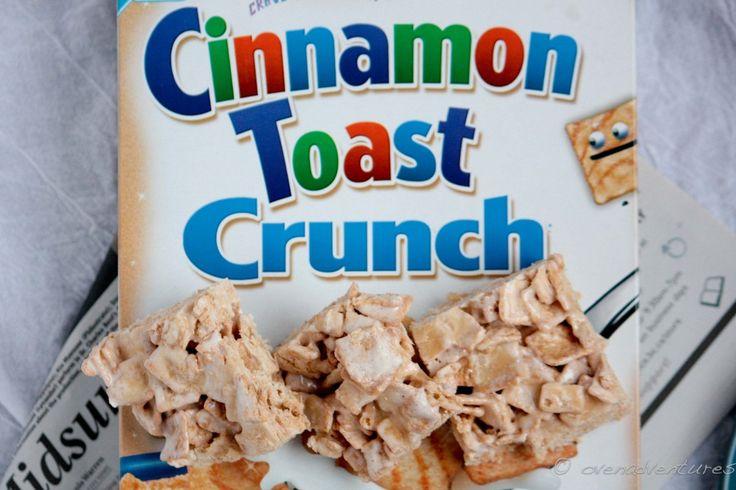Cinnamon toast crunch squares cinnamon toast crunch