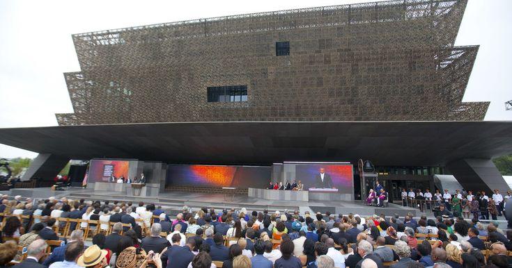 Obama inaugura museu de história afro-americana em Washington - Globo.com