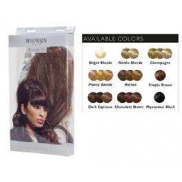 Extensions Balmain Hair, Collection Elégance - B-Loved est facile à utiliser et crée un volume parfait sur le dessus en seulement 5 minutes!