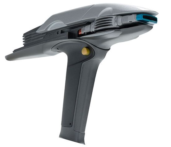 Star Trek ANOVOS Reveals Beyond Replica Type-1B Hand Phaser