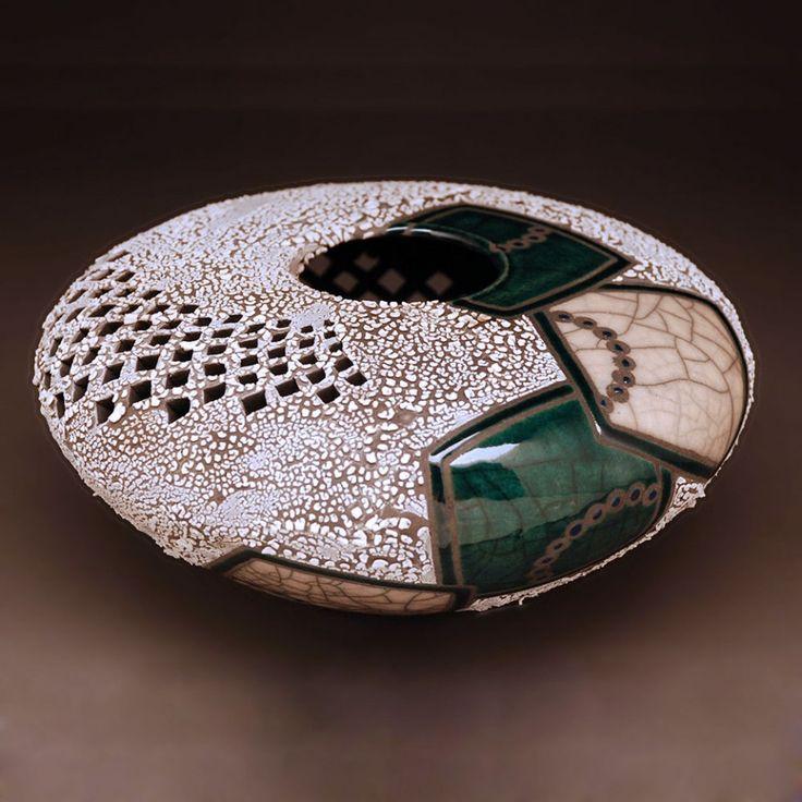 Ceramic vase - Eric Stearns