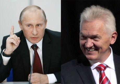 """Мои новости: Роскошная жизнь близкого друга Путина """"Гангрены""""(видео)."""