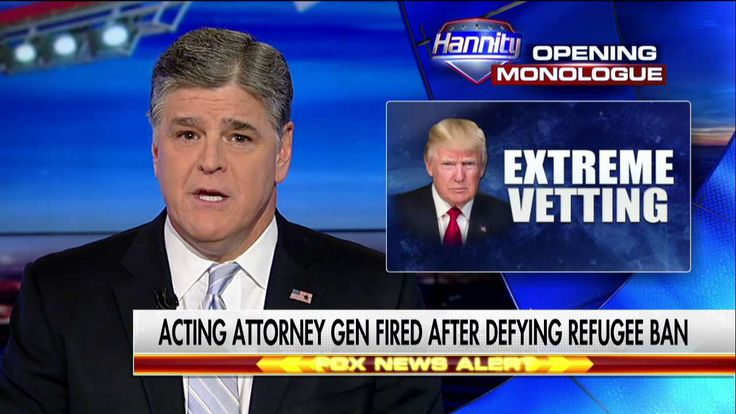 Hannity: Celebrities, Media Putting Out 'Fake News' on Trump Travel Ban.  These celebrities also live in safe neighborhoods, great security systems and also bodyguards!  The rest of us don't!!  They need to come off of their high horses.  They think their liberal fits are helping but it isn't!  I could give two craps less about the opinion of any celebrity.  My heros wear dog tags and badges!!