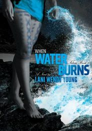 When Water Burns (The Telesa Series Book 3)   With Nafanua and the Covenant Sisterhood out of the way, Leila and Daniel are finally able to love without fear of retribution. Or are they? As a telesa plots her revenge, a mysterious stranger arrives on the island. Fuelled by hate and running from a fiery past, he looks to Leila for answers and she must fight to contain the fury of fanua-afi while trying to protect all those she loves. It seems that this is a battle she must wage alone......