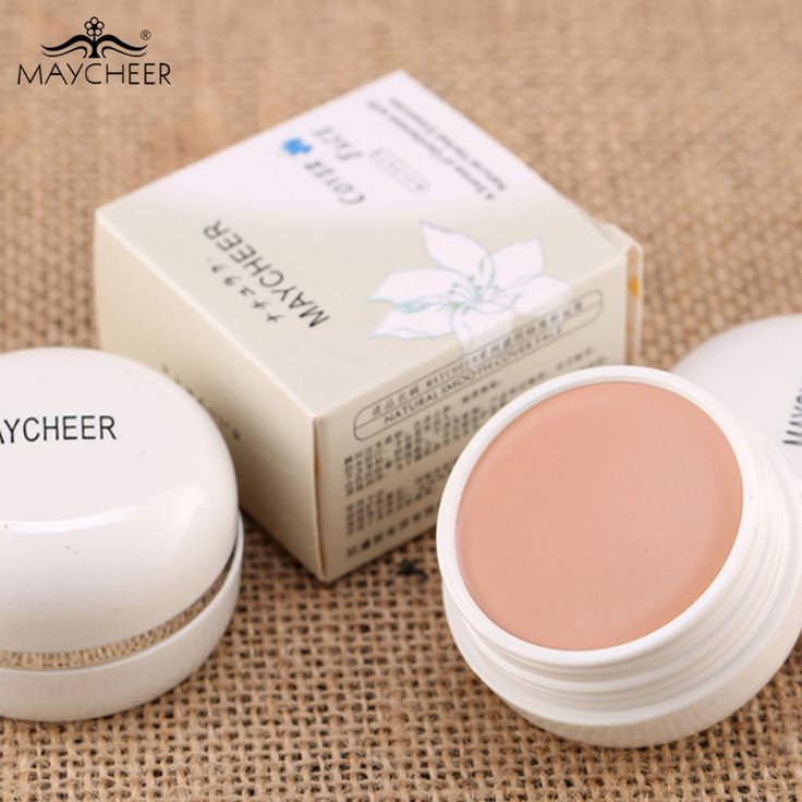 Brand Flawless Face Concealer Cream  Oil-Control Scars Freckles Black Eye Full Cover Makeup Face Base Foundation