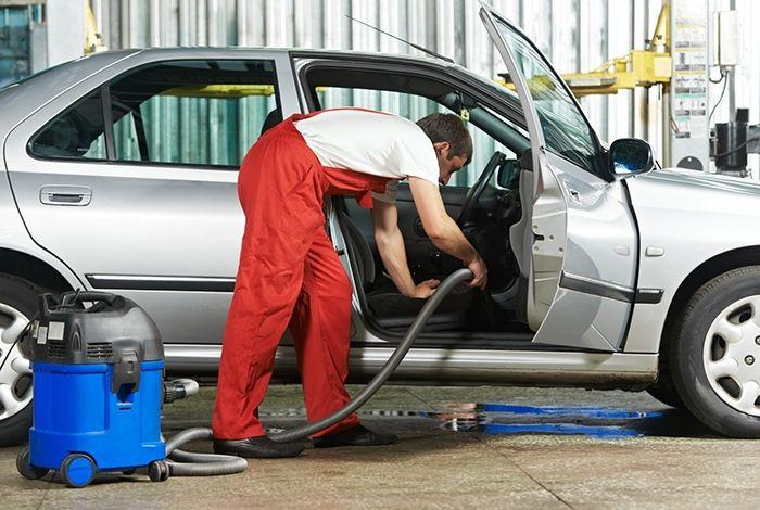 Как правильно мыть машину зимой?