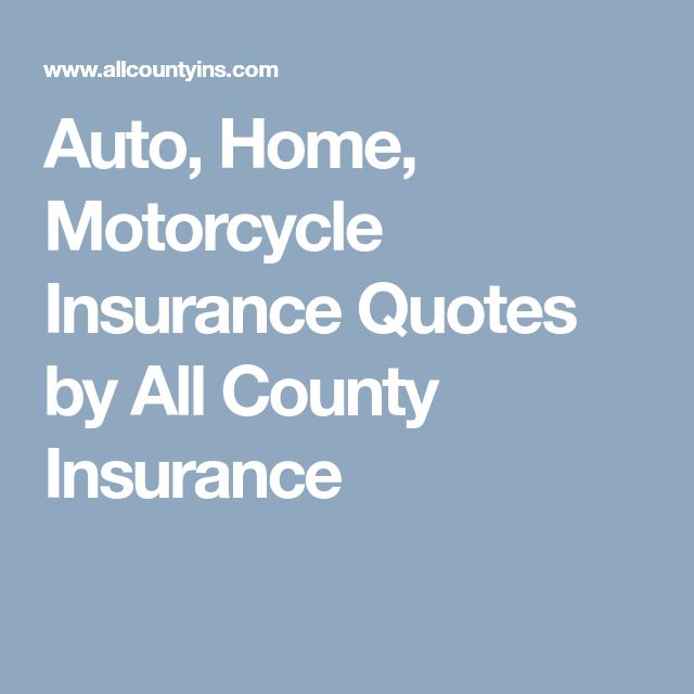 All County Insurance Services - Auto, Home, Motorcycle and much more for all residents of #California. Special discounts provided. Get the best carriers and the best rates. #allcountyinsurance #insurance