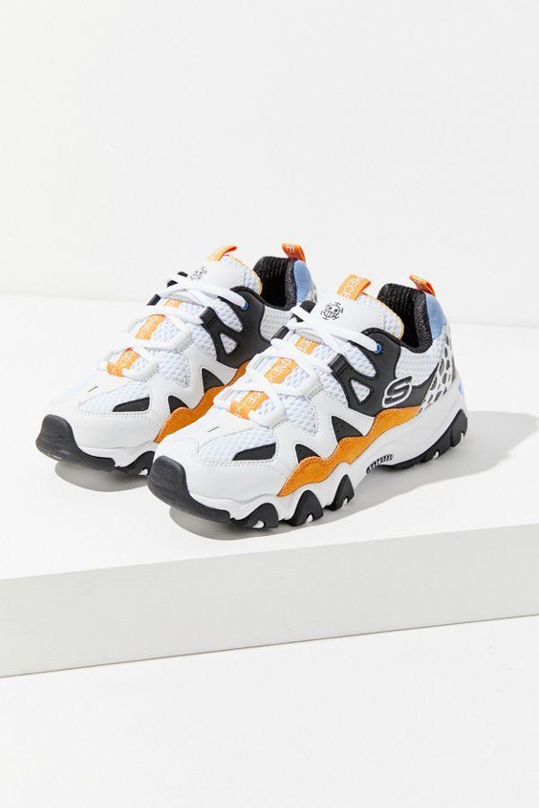 10024983 Skechers D'Lites One Piece Sneaker in 2019 | Fab Footwear | Skechers ...