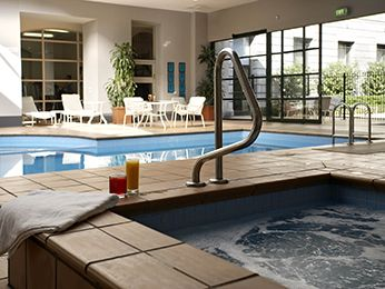 Swimming Pool At 5 Star Hotel: Grand Hotel Melbourne MGallery Collection.  This Hotelu0027s Address Is: 33 Spencer Street Melbourne CBD Melbourne 3000 And  Have ...