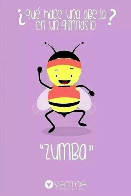 Zumba - Happy drawings :)
