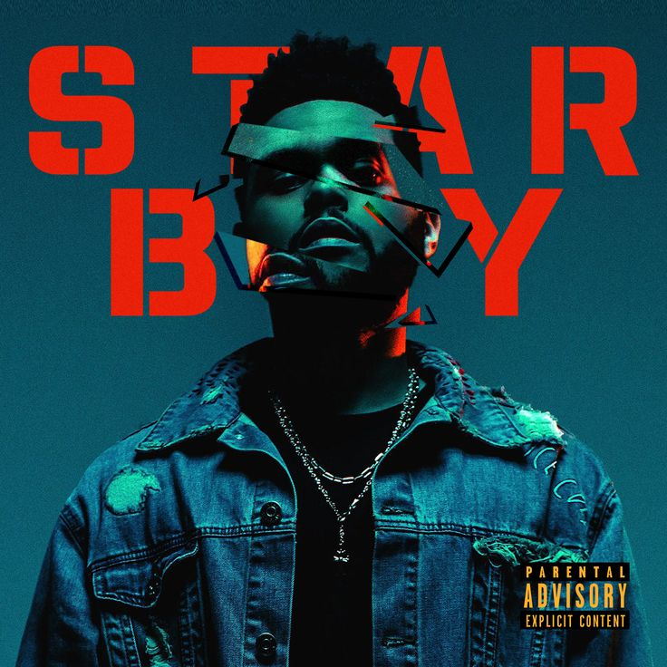 Starboy The Weeknd Album Cover Album Covers Vinyl