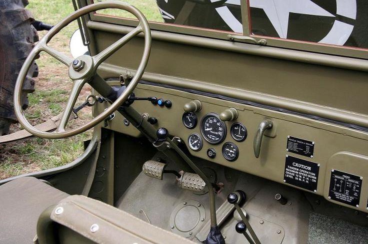 Le forum des resistants :: Jeep Willys MB