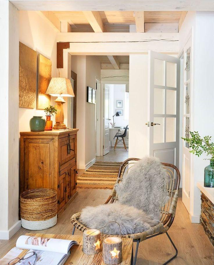 Recibidores y pasillos buenas ideas para decorarlos y - Ideas casa nueva ...