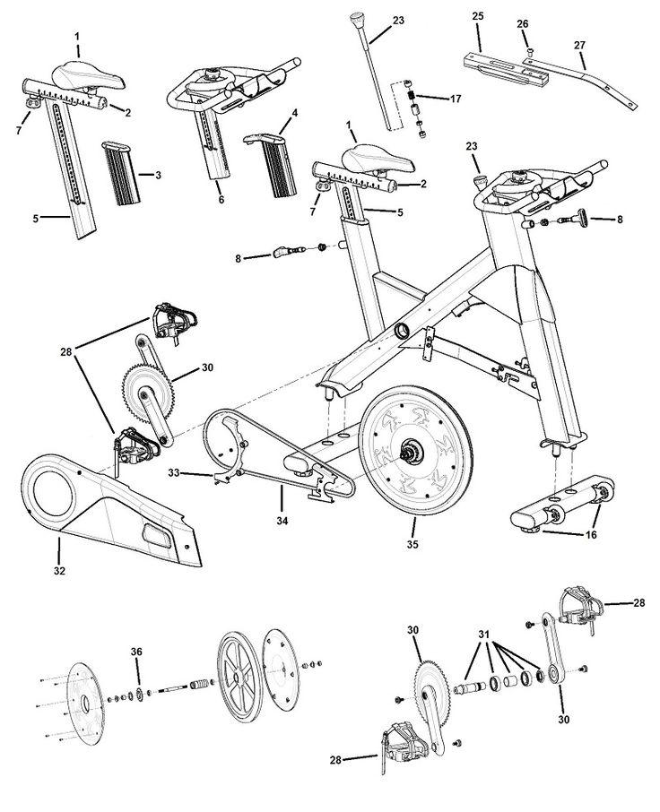 Star Trac Treadmill Youtube: The 25+ Best Star Trac Spin Bike Ideas On Pinterest