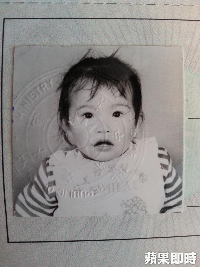 販嬰集團受害者薩賓娜 靠兒時照片返台尋根   即時新聞   20150105   蘋果日報