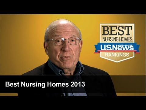 This step-by-step video from U.S. News & World Report describes actions to take before choosing a nursing home.