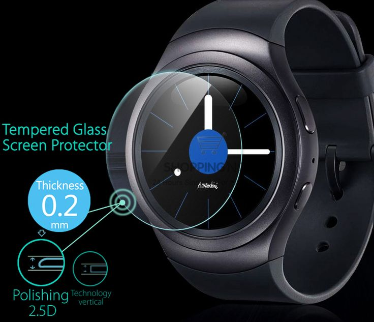 Top Quality Ultra Thin 0.2mm 9H Explosion-proof Tempered Glass Screen Protector Film For Samsung Gear S2/S2 Classic Smart Watch #electronicsprojects #electronicsdiy #electronicsgadgets #electronicsdisplay #electronicscircuit #electronicsengineering #electronicsdesign #electronicsorganization #electronicsworkbench #electronicsfor men #electronicshacks #electronicaelectronics #electronicsworkshop #appleelectronics #coolelectronics