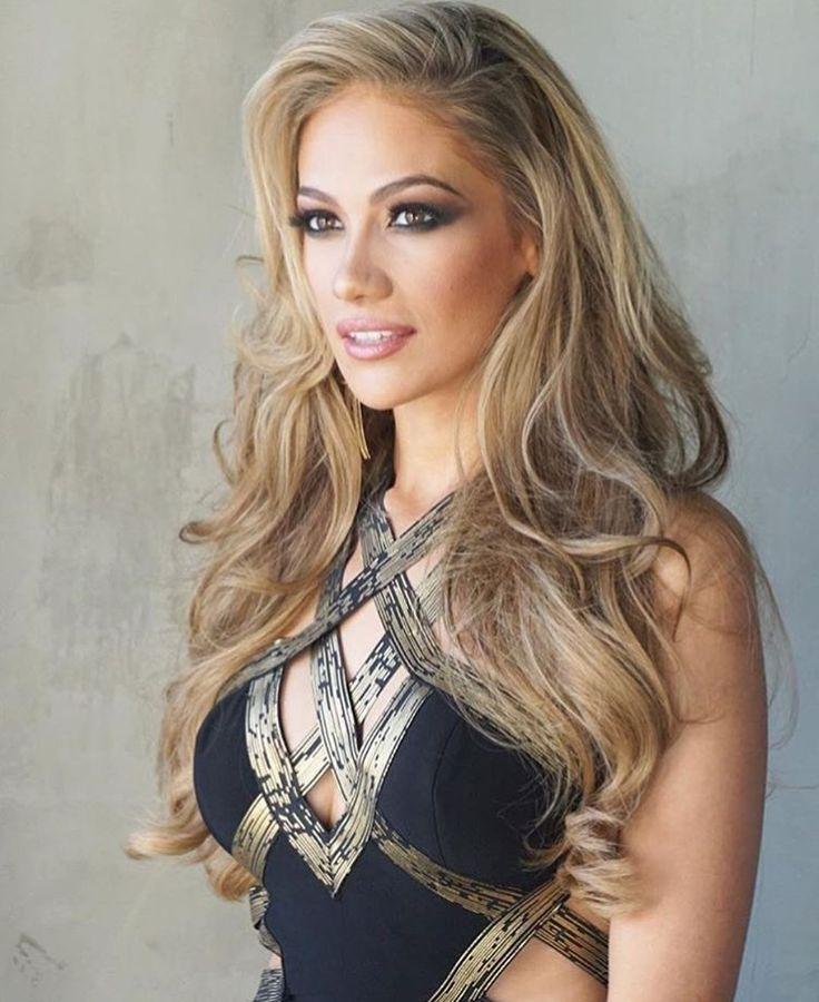 Daniella Rodriguez- Miss Texas USA 2016 wearing Faviana