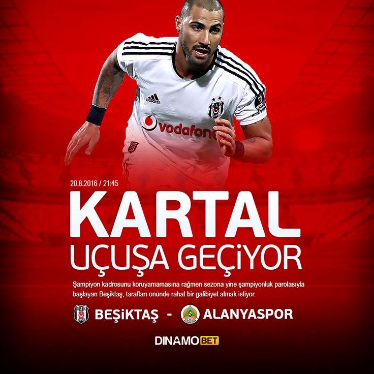 Son şampiyon Beşiktaş, ligin taze ekiplerinden Alanyaspor'la evinde karşılaşıyor... En YÜKSEK ORANLAR DİNAMOBET'TE. https://www.dinamobet4.com/tr/sports#/