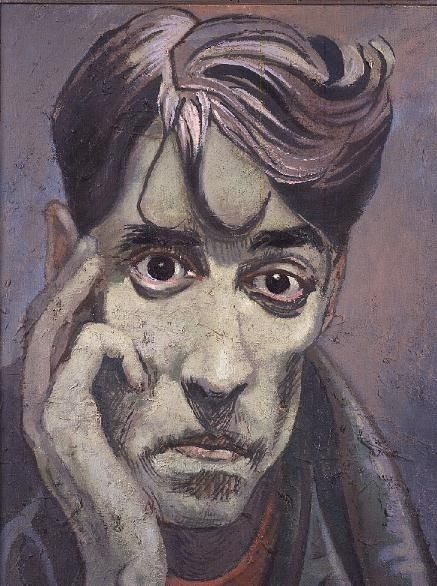 Artist Painted  S Portrait Of John Minton