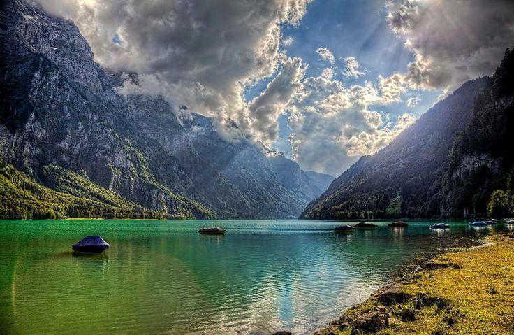 Emerald Valley, Switzerland