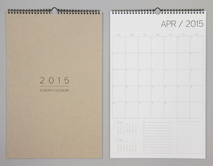 Digital calendars are everywhere now—but many end-users still prefer to use paper. Calendars like the one above are attractive, but not really functional; there's nowhere to note what's happening on any given day. Fortunately, designers have created a range of calendars and planners that do help end-users keep track of...