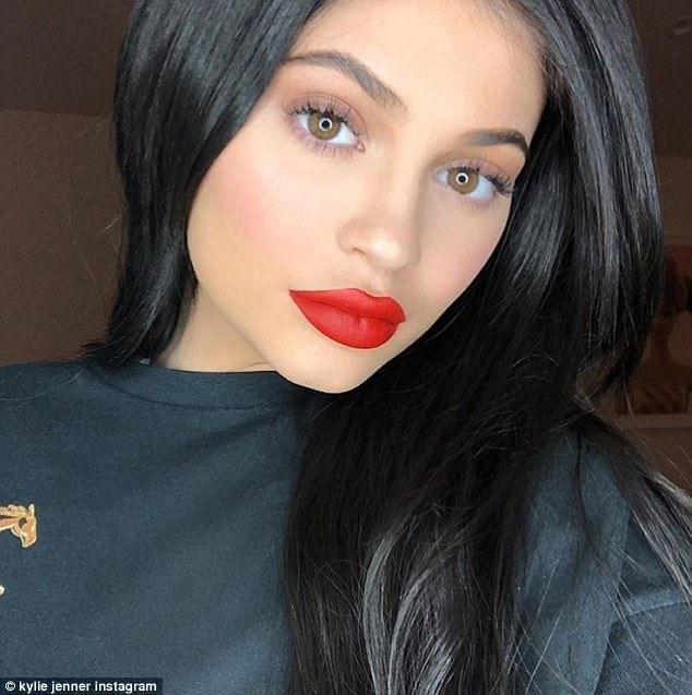 Street team: Kylie Jenner has trademarked 'Kylie truck' and 'Kylie Jenner Truck' according to a Tuesday report from TMZ