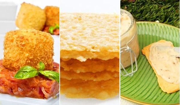 Aperitivos de queso originales (II)