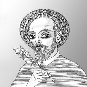 Visit link for archived post on Feast of St Francis de Sales 24 Jan.- Patron Saint of Writers,Journalists.