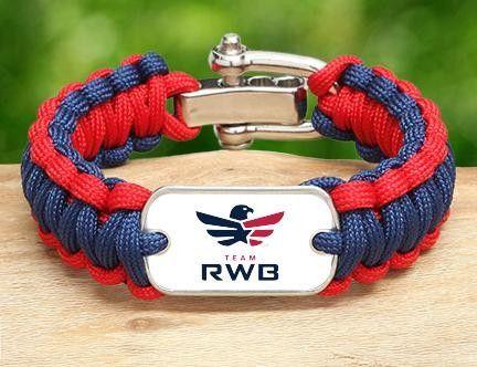 Regular Survival Bracelet™ - Team RWB