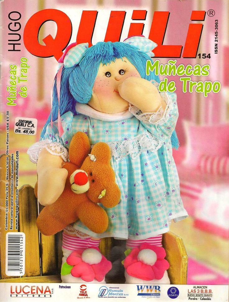 HUGO QUILI: MUÑECAS DE TRAPO № 154 - 2010
