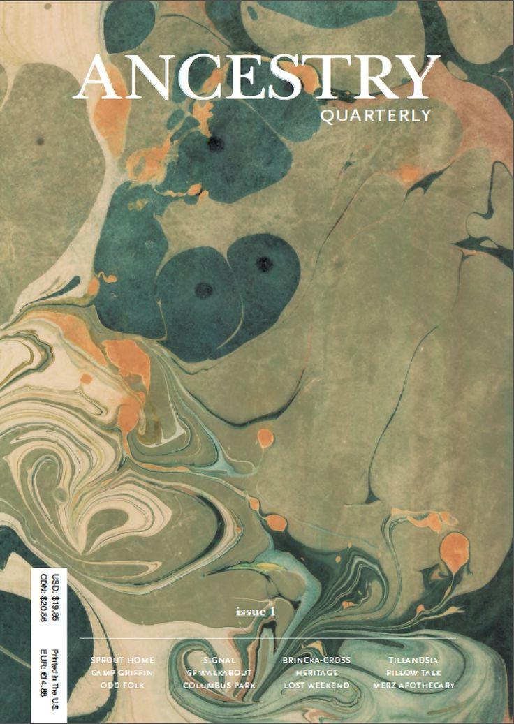 Ancestry Quarterly (September 2013) no. 1