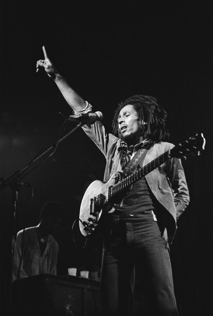 Bob Marley 1975 At Lyceum