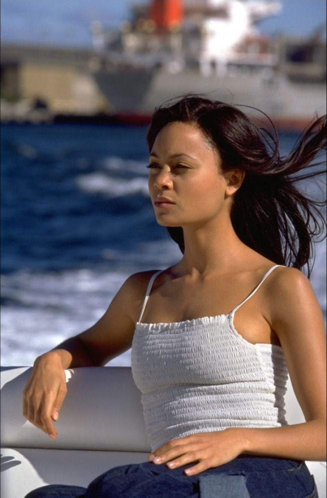 mission impossible 2 | Thandie Newton Mission Impossible 2 ...